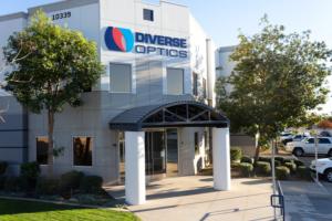 Diverse Optics Office Building